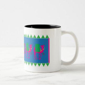 The Tribal Cultural Camels Mug