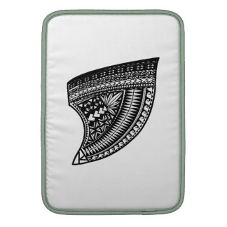 THE TRIBAL TOOTH SLEEVES FOR MacBook AIR