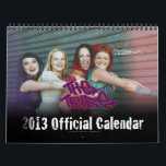 "The Tribe Official 2013 Custom Calendar<br><div class=""desc"">You've asked for it!  The official custom 2013 calendar for The Tribe,  featuring some classic (and never before seen) pictures and images from The Tribe television series.  Keep it on your wall and help keep the dream alive in 2013!</div>"
