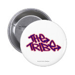 The Tribe Official Logo 2 Inch Round Button