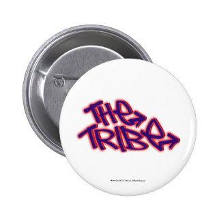 The Tribe Official Logo Button