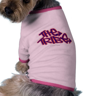 The Tribe Official Logo Dog Tee Shirt