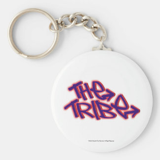 The Tribe Official Logo Key Chains