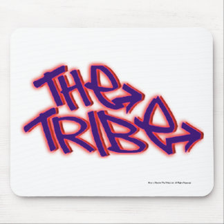 The Tribe Official Logo Mouse Pad