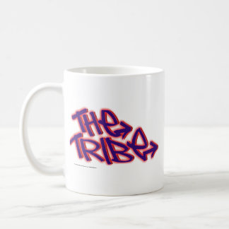 The Tribe Official Logo Classic White Coffee Mug