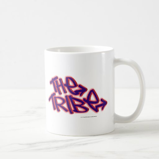 The Tribe Official Logo Coffee Mugs