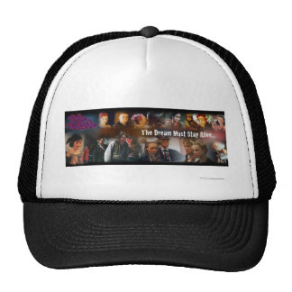 The Tribe Series 1 Collage Trucker Hats