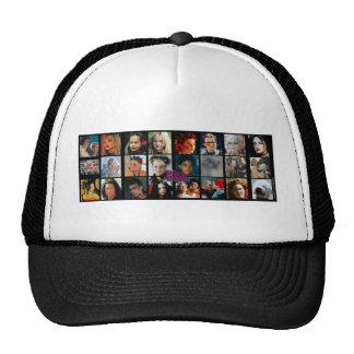 The Tribe Series 2 Collage Trucker Hat