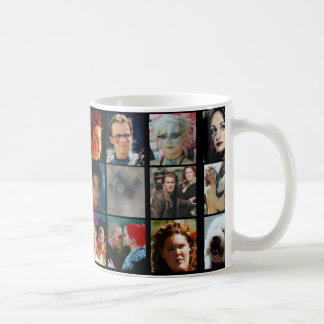 The Tribe Series 2 Collage Mug
