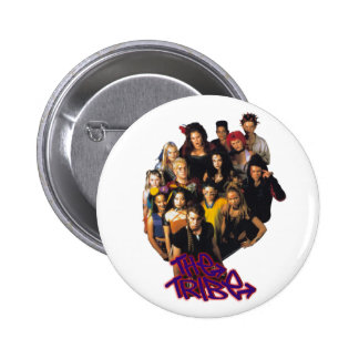 The Tribe Series 2 group shot Pinback Buttons