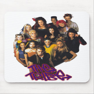 The Tribe Series 2 group shot Mouse Pad