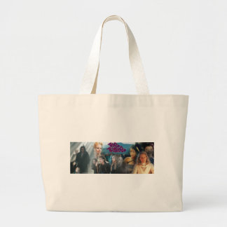 The Tribe Series 3 Collage Canvas Bags