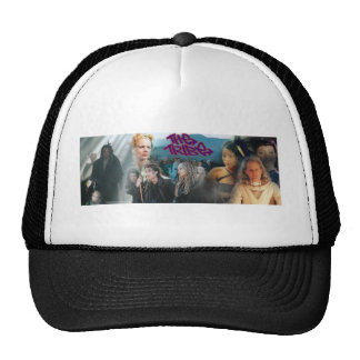 The Tribe Series 3 Collage Trucker Hat