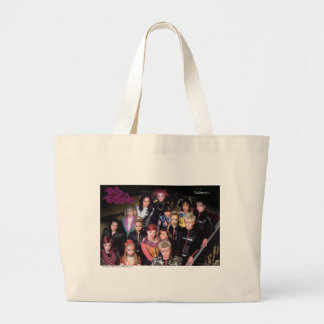 The Tribe Series 4 Canvas Bag