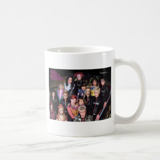 The Tribe Series 4 Mugs