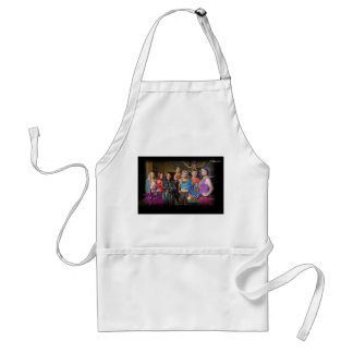 The Tribe Series 5 group shot part 1 Adult Apron