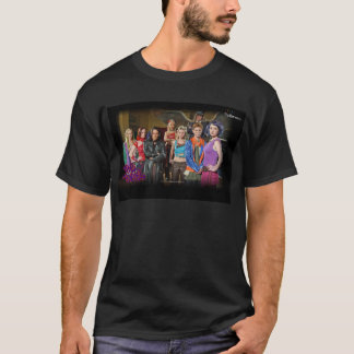 The Tribe Series 5 group shot part 1 T-Shirt