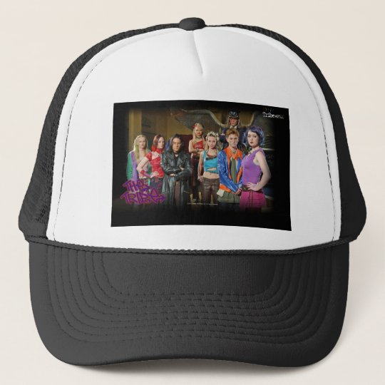 The Tribe Series 5 group shot part 1 Trucker Hat