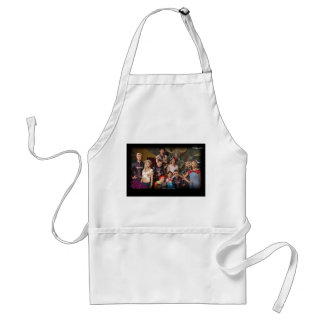 The Tribe Series 5 group shot part 2 Adult Apron