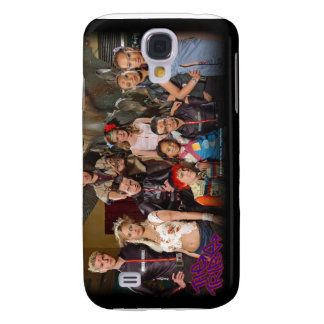 The Tribe Series 5 group shot part 2 Samsung Galaxy S4 Cases