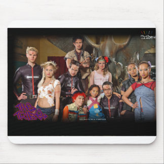 The Tribe Series 5 group shot part 2 Mouse Pad