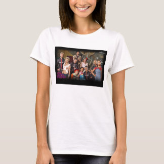 The Tribe Series 5 group shot part 2 T-Shirt