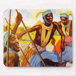 The Tribe singer Mouse Pad