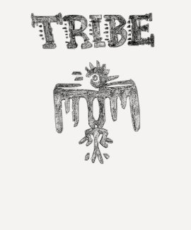The Tribe Womens Bella 3/4 Sleeve Raglan T-Shirt