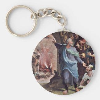 The Tribune Publius Muzius Sends His Allies Keychain