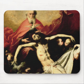 The Trinity, c.1635 Mouse Pad
