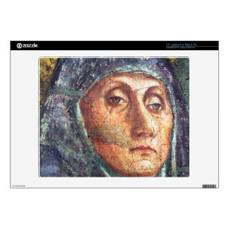 The Trinity Detail by Masaccio Laptop Decals