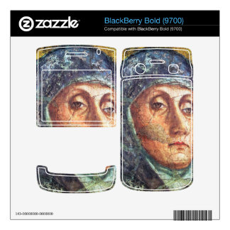The Trinity Detail by Masaccio Decals For BlackBerry