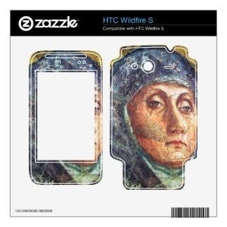 The Trinity Detail by Masaccio Decal For HTC Wildfire S