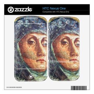 The Trinity Detail by Masaccio HTC Nexus One Decals