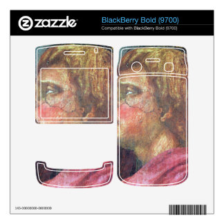 The Trinity Detail by Masaccio BlackBerry Decal