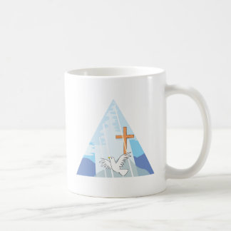 The Trinity - God the Father Son and Holy Spirit Mugs