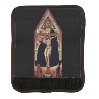 """The Trinity"" luggage handle wrap"