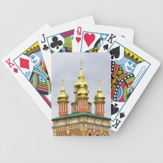 The Trinity Sergiev Monastery Bicycle Playing Cards
