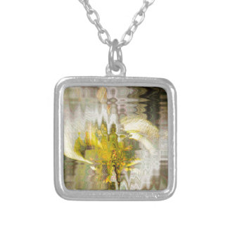The Trinity Silver Plated Necklace