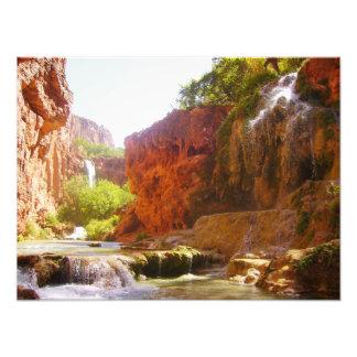 The Trio Waterfalls Photo