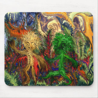 The trip by rafi talby mouse pad