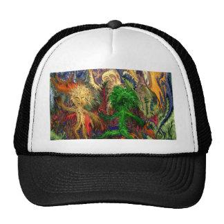 the trip by rafi talby trucker hat