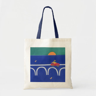 The Trip that Never Was 2002 Tote Bag