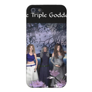 The Triple Goddess iPhone 5 Covers