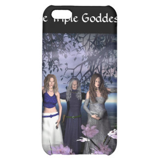 The Triple Goddess iPhone 5C Cover