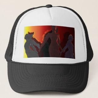 The Triple Goddess Trucker Hat