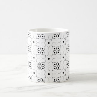 The Trippy Pattern - For White Mug
