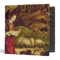 The Triptych of Moses and the Burning Bush Binder