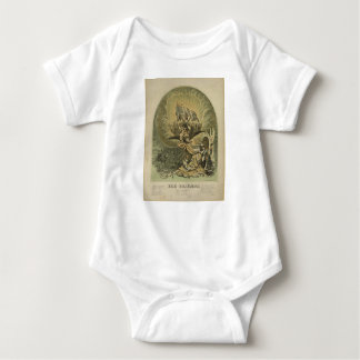 The Triumph Break Every Yoke Let the Oppressed Go Baby Bodysuit