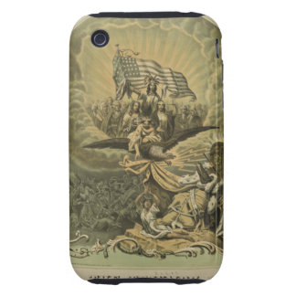 The Triumph Break Every Yoke Let the Oppressed Go iPhone 3 Tough Case